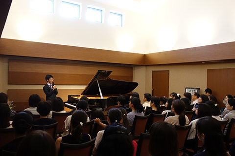 音楽サロン A Piacere in 豊田コンサート